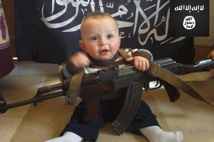 Los niños-con-armas