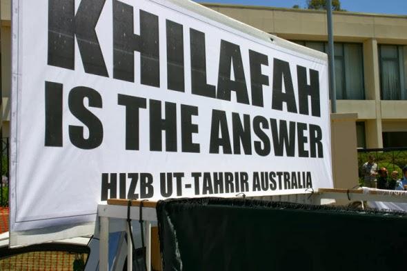 KHILAFAH = Islamic Caliphate