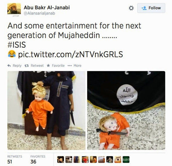 ISIS-Niños-Decapitación