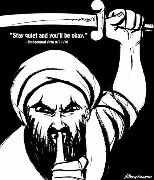 Islámica con la corrección