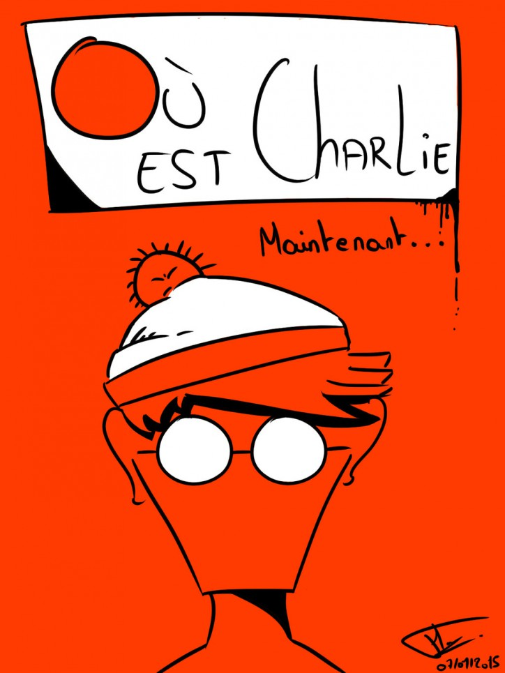 Where is Charlie now?