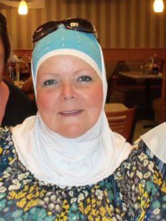 Informant Kathy McMillan Bazzi, white convert to Islam