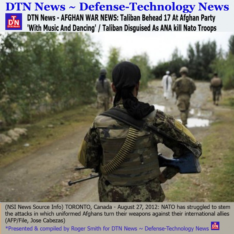 AFGHAN AUG 27 2012 DTN NEWS 4