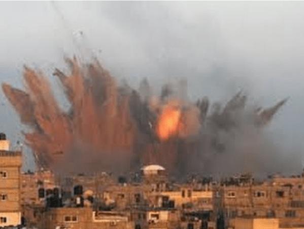 Egypt strikes Libya