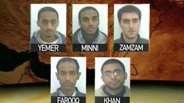 American Muslim terrorists