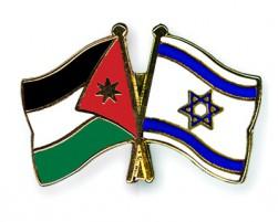 Bandera-Pins-Jordania-Israel