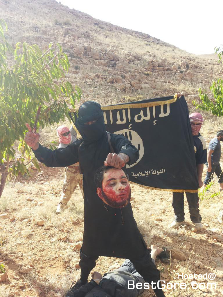 ISIS ya ha decapitado a algunos soldados libaneses