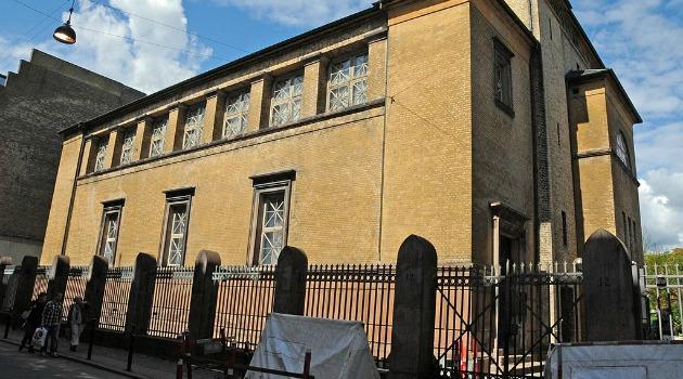 La Gran Sinagoga de Copenhague