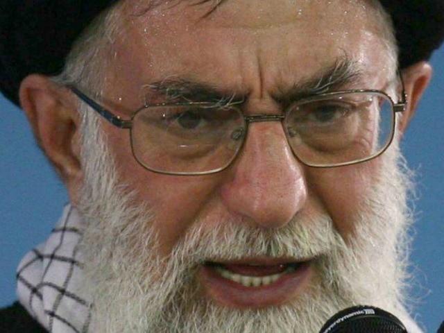 Iran's Ayatollah-Ali-Khamenei