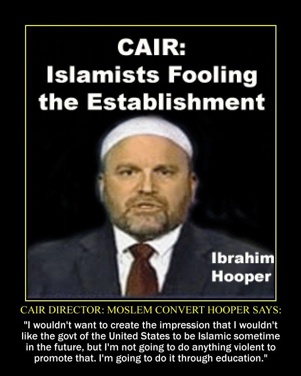 CAIR-Ibrahim-Hooper-Fooling-establishment