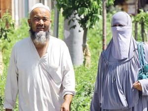China y musulmán