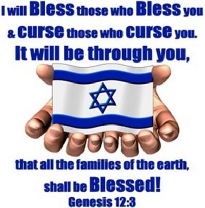 bendecir a-los-que-te bendiga-