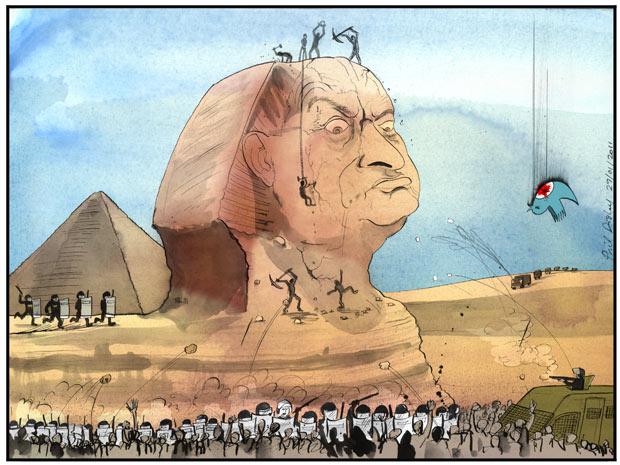 sphinx-under-attack