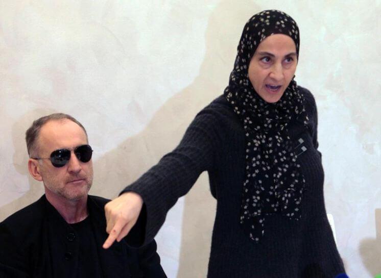 Mama and Papa Terrorists