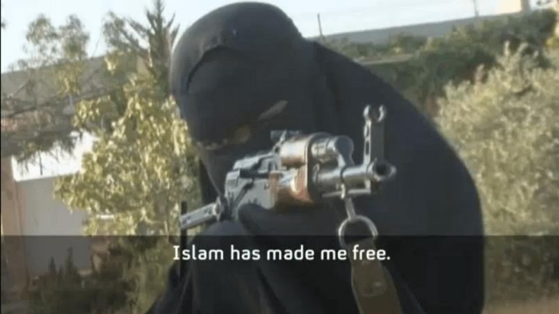 islamhasmademefree