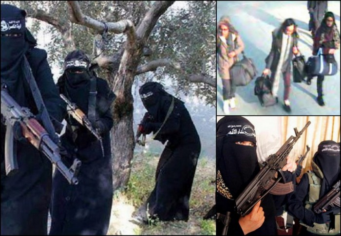 3 British teens recruited by ISIS