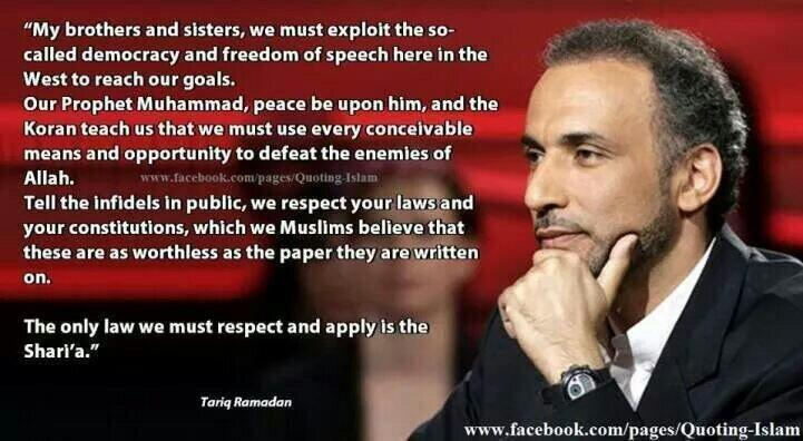 Tariq Ramadan was banned from entry into the United States until Barack Hussein Obama  reversed that decision