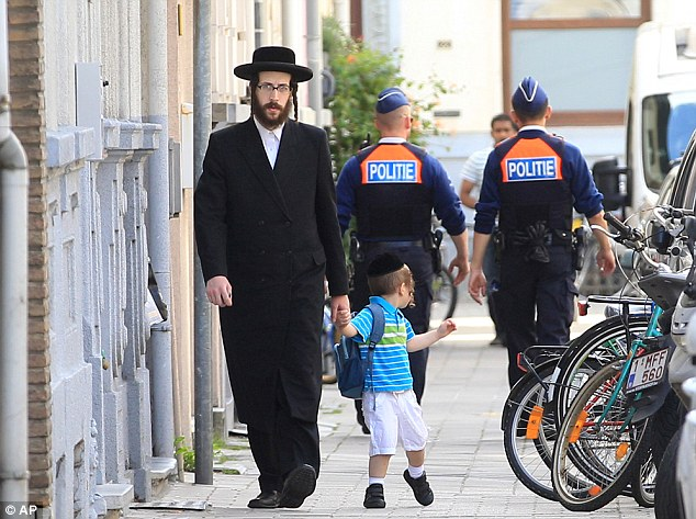 Identifying oneself as Jewish might get you killed by police in   Belgium