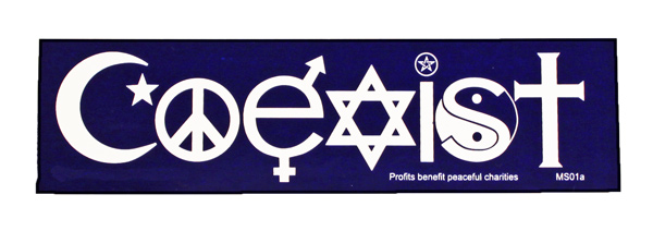 Coexist-small-sticker