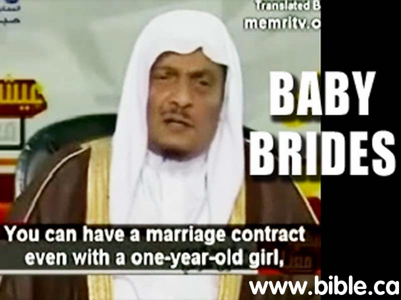 islam-muhammad-child-brides-pedophile