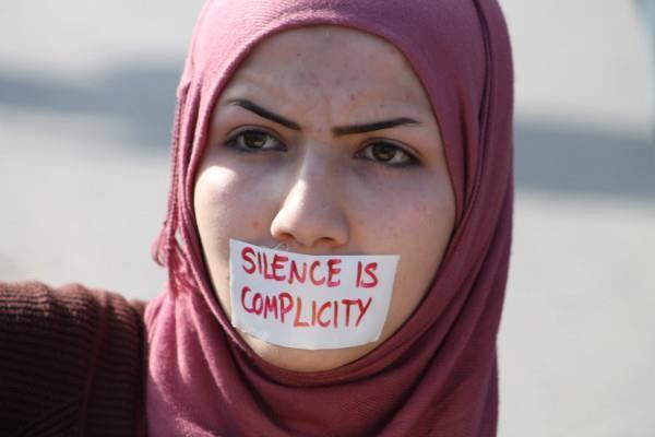 Musulmana-mujer-silenciosa