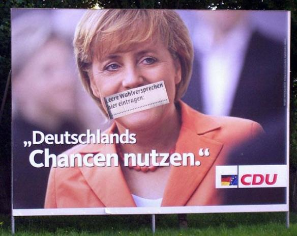 German Chancellor Angela Merkel is facing falling popularity and angry rebellions from her own allies as her policy of welcoming all migrants continues to backfire. Amid reports of regular sexual abuse at migrant camps and local residents feeling intimidated into wearing 'modest' clothing, Merkel's personal ratings are falling and her coalition partners in the Christian Social Union (CSU) are hardening their tone.