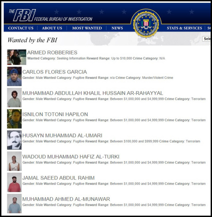 FBI-DC