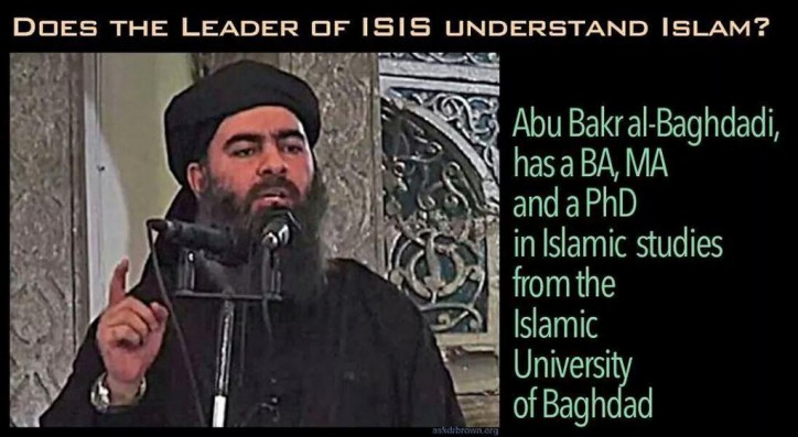 Image result for pics of isis leader