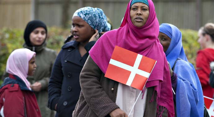 Judging by these two, maybe Denmark should reduce the food stamps for refugees even more