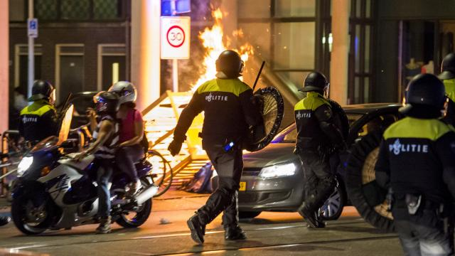riots schilderswijk