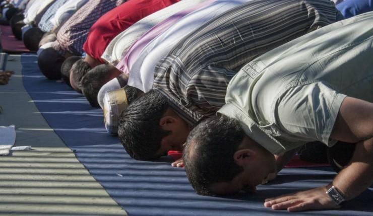 Muslim-Prayer