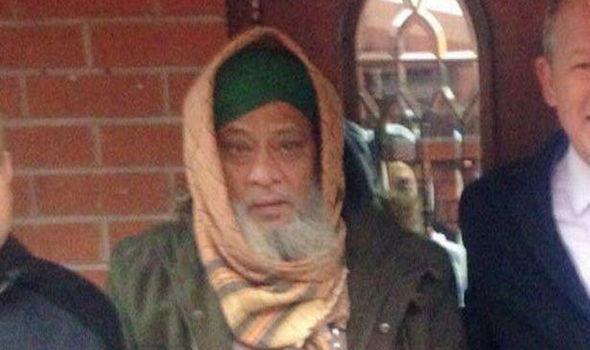 Imam Jalal Uddin murdered in a children's playground