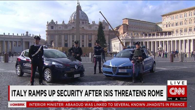 151120061215-ben-wedeman-italy-ramps-up-security-isis-threatens-rome-vatican-pkg-00000000-full-169