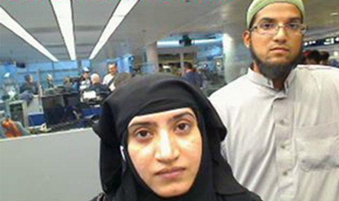 San Bernardino Muslim terrorists