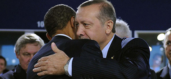 OBAMA & ERDOGAN BFFs