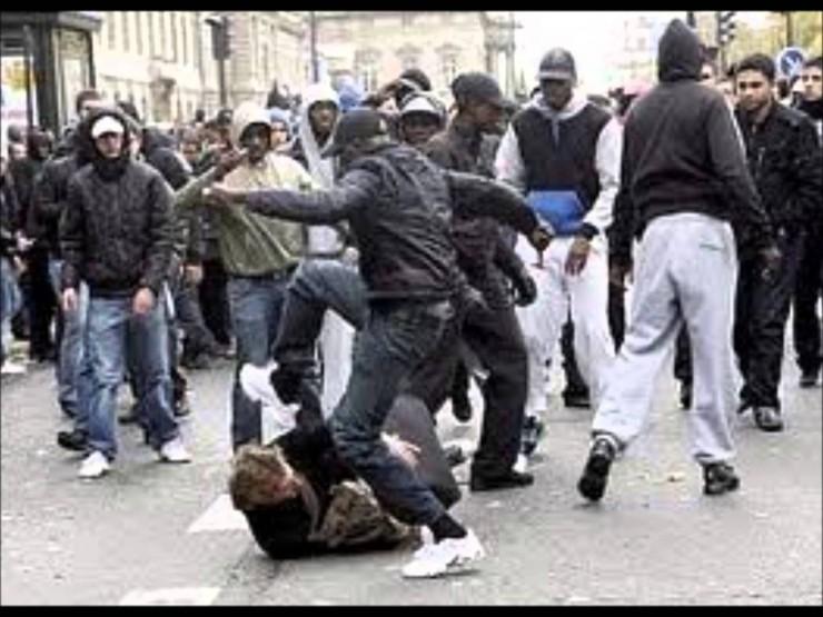 More African Muslim attacks