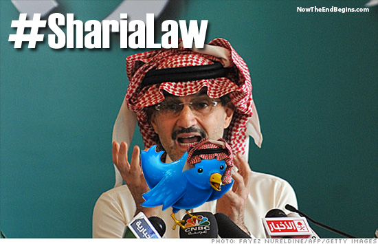 Saudi Prince Alwaleed bin Talal purchased a $300 million share in Twitter