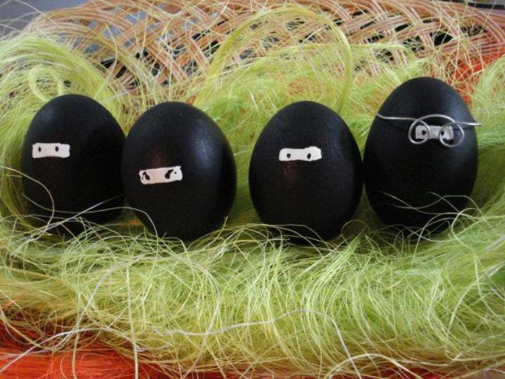 Special limited edition non-Easter Easter eggs just for muslims
