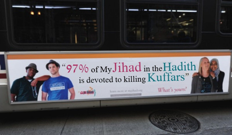 Now, THIS is an effective bus ad