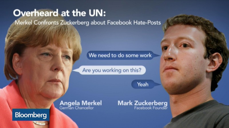 "Hillary-fan Mark Zuckerberg agreed to censor anti-Muslim migrant ""hate speech"" in Facebook"