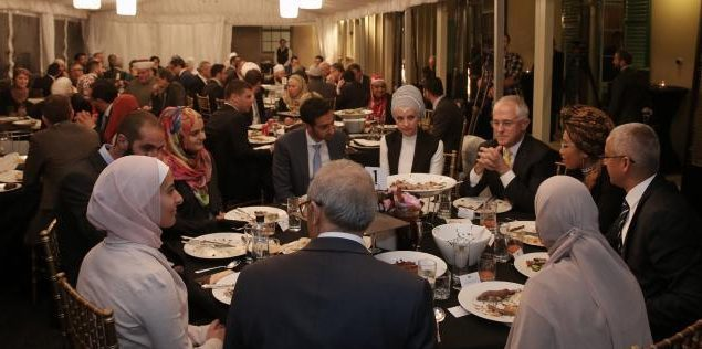 Aussie-PM-Hosts-Ramadan-Iftar-1-e1466164474381
