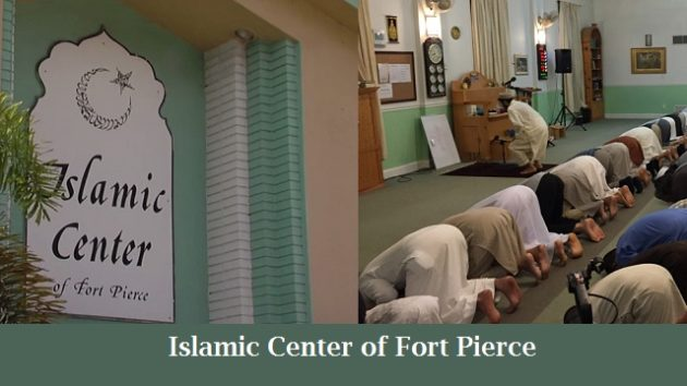 Muslim terrorist Omar Mateen had worshipped at the Islamic Center of Fort Pierce, FL. In the tense days since the shooting, a few non-Muslim residents have yelled obscenities at people going in and out. Awwwww....