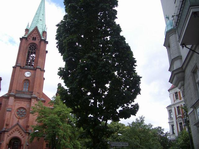 Versöhnungskirche [Church of Reconciliation]