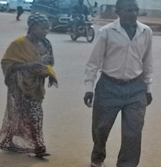 padres-en-ley de madre cristiana, Nubu Kiiza y esposo Suleiman, que mató a su pequeña nieta (Star Morning News)