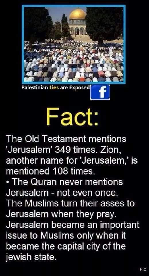 ISLAM AND JERUSALEM