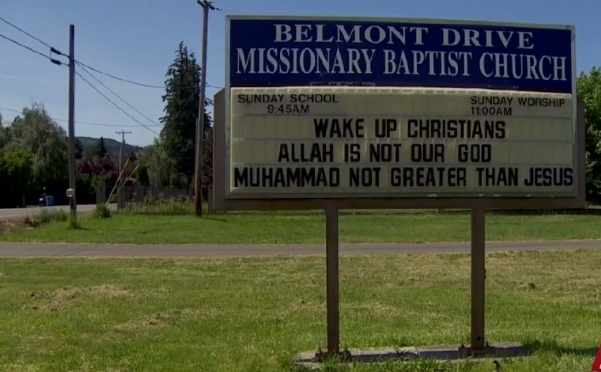 Baptists seem to have a better understanding of Islam than a lot of other Christians do