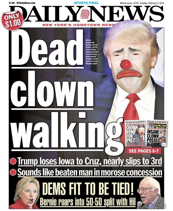 daily-news-donald-trump-clown