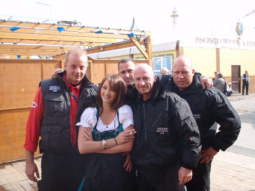 Oktoberfest Security