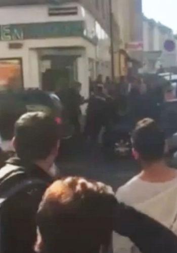 Muslim driver was still shouting Allahu Akbar as police were arresting him