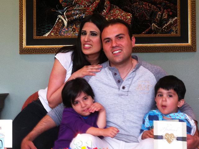 Abedini family